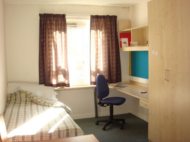 Bellerbys Oxford student's room