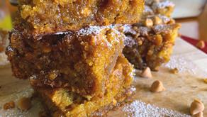Bite Recipe: Gooey Pumpkin Bars