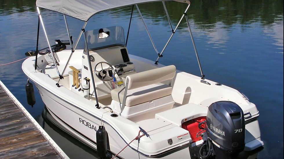 ~SOLD ~ Robalo R160 Center Console - 17 TOTAL HOURS
