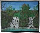 bridge waterfalls 40x50 cm.jpg