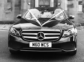 Mercedes Wedding Car