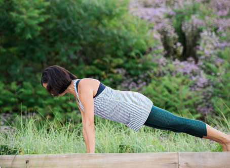 How to do a plank without hurting your back