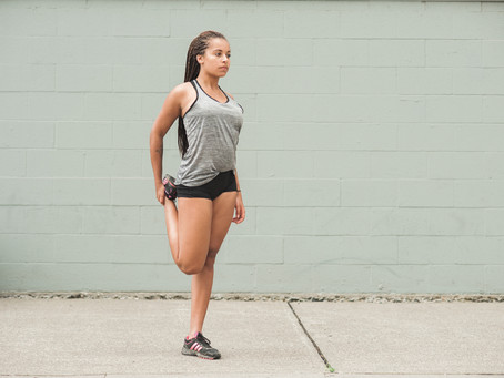 How to stop knee pain when running