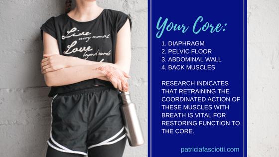 diastasis recti exercises, pelvic floor strengthening