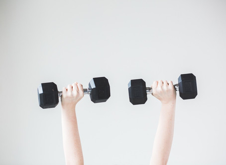 How to design a workout program