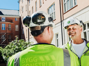 ByggConstruct blir huvudpartner