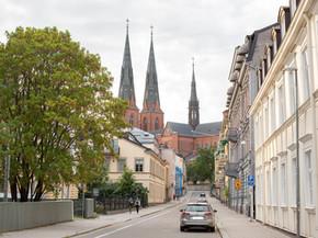 Uppsala kommun ger stöd till Hoppfull framtid