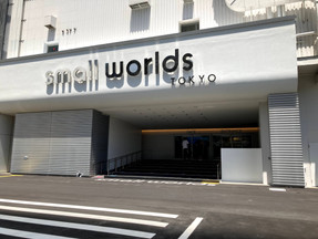 感染症対策レポート3.SMALL WORLDS TOKYO