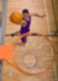 lehi youth basketball player