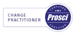 The Change Practitioner Certified logo