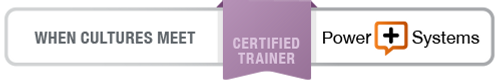 The Power + Systems banner for Certified Trainer's.