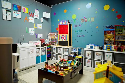 Roberta's playroom