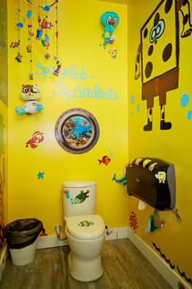 SpongeBob's Bathroom