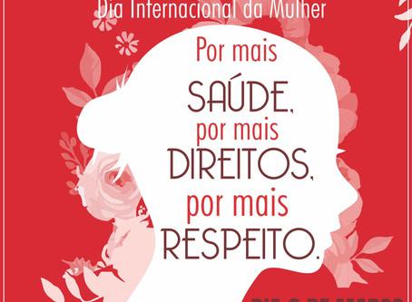 Associação dos Aposentados vai comemorar o Dia Internacional da Mulher