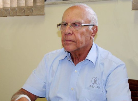 Presidente da AAP-VR reforça pedido para idosos ficarem em casa