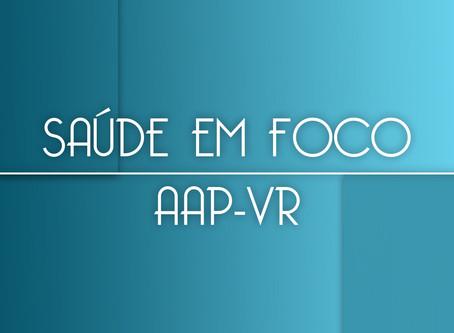AAP-VR prepara vídeos para ajudar associados a permanecerem em casa