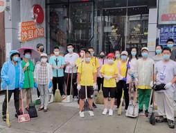 PCR打扫街道 / PCR  Clean The Streets
