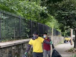 PCR 街道清洁 / PCR Cleanup The Street