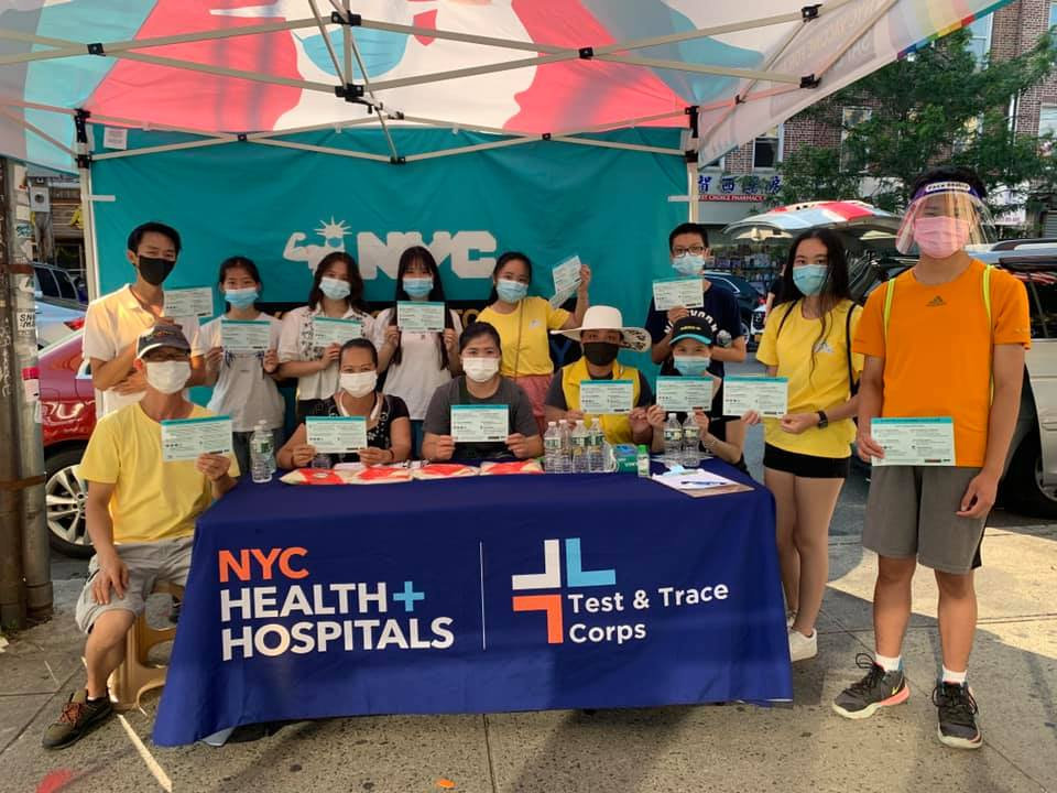Covid-19 Vaccination Outreach Event 5Ave