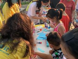 PCR为孩子提供的暑期活动 / PCR Offer Summer activities for children
