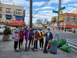 PCR 清理街道 / PCR Cleanp Street