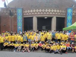 PCR义工清洁社区绿化 / PCR volunteers clean up community greening