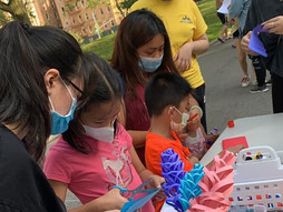 PCR 线 下 活 动 / PCR Offline Activities
