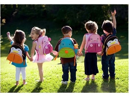 De scholen starten weer!