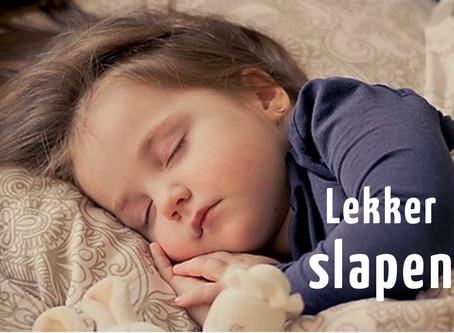 Help, mijn peuter wil niet slapen!