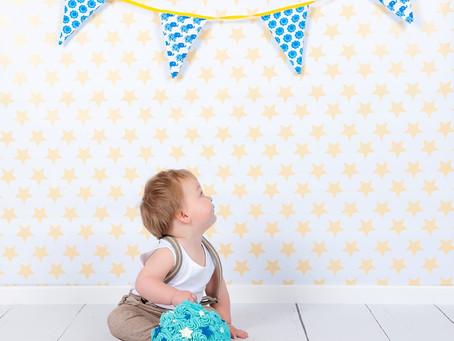 Verjaardag vieren wordt pas weer leuk met het hebben van een kind.