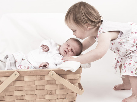 Opnieuw in de babytijd en start van de peutertijd