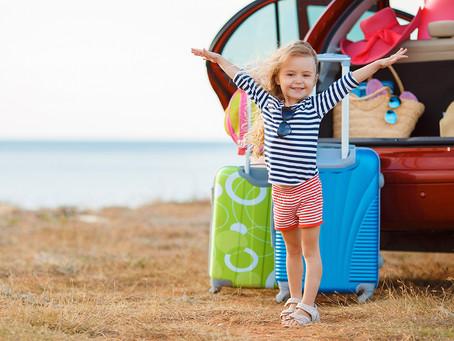 Vakantie met kinderen. Ontspannen of niet?