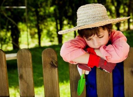 Waarom vervelen goed is voor je kind!
