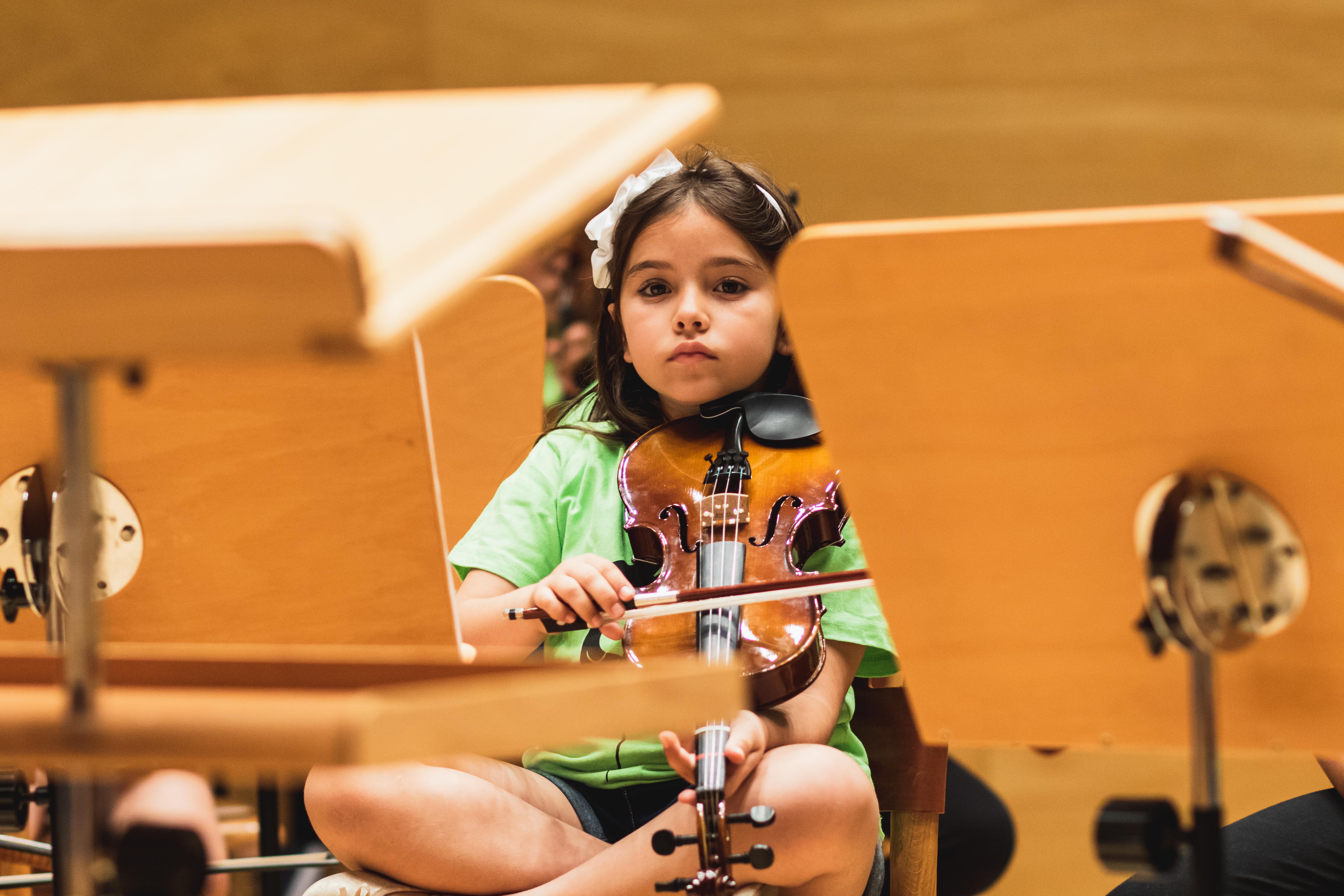 Orquesta Escuela | violín