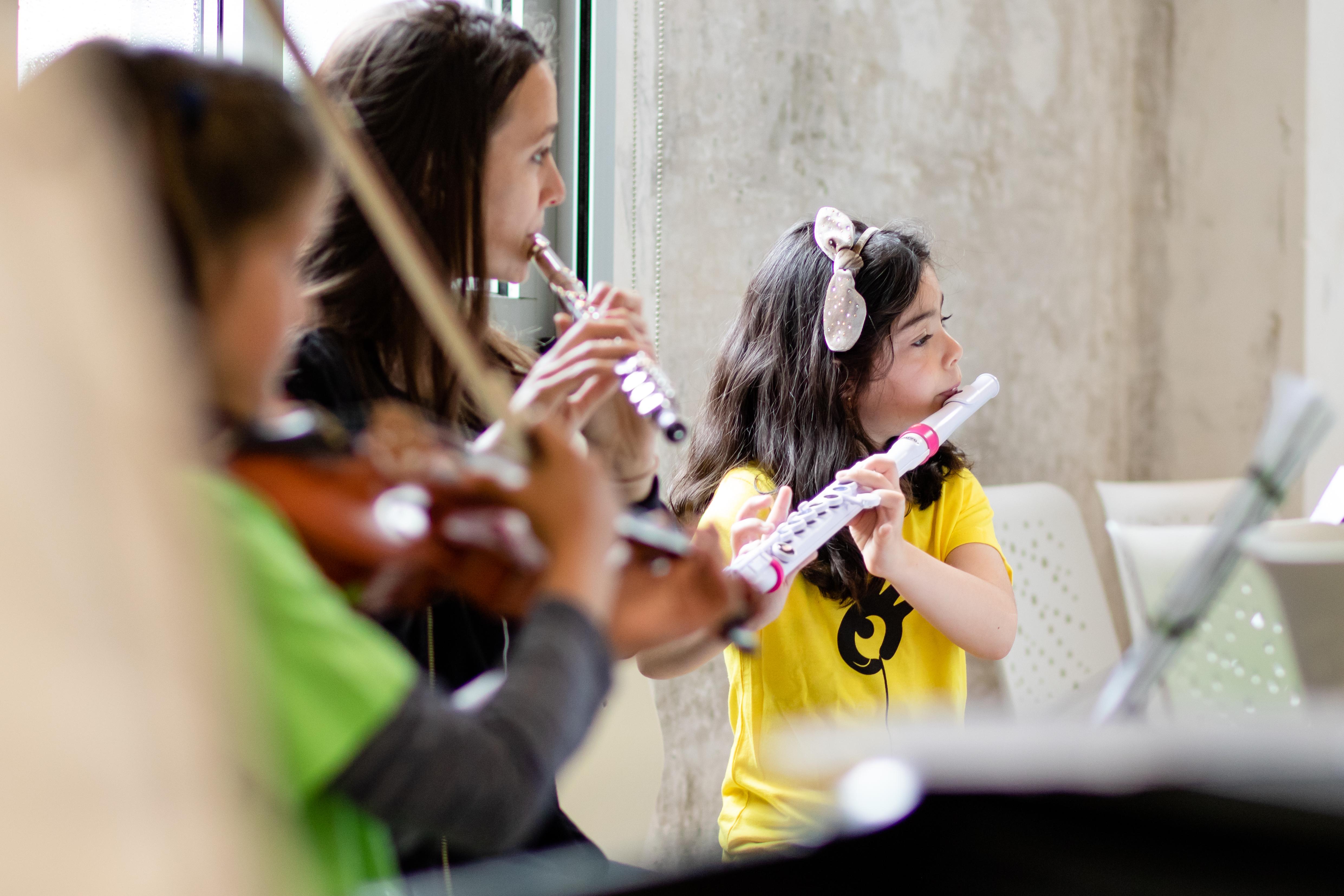 Orquesta Escuela | hacer música