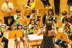 Orquesta Escuela | Auditorio