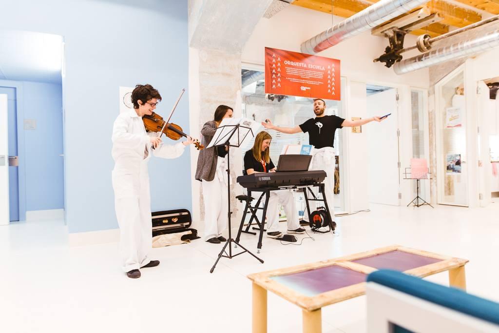 Orquesta Escuela | colectivo