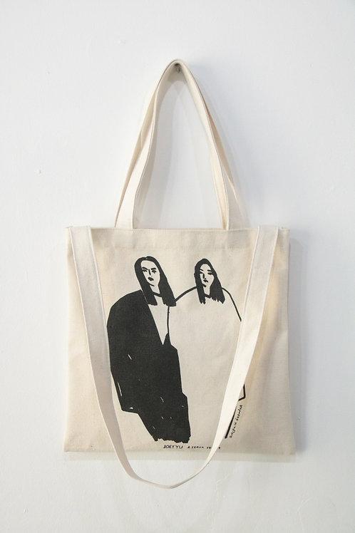 Joey Yu Tote bag <A Seoul Series>
