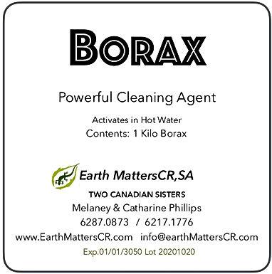 Borax     1kilo