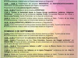 INCA EN LA EXPO` COLECTIVIDADES