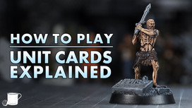 Understanding Unit Cards: How To Play Elder Scrolls: Call to Arms