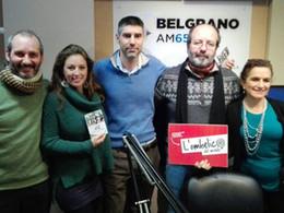 PRESENTAZIONE DEL PROGETTO BIENVENITA A RADIO BELGRANO