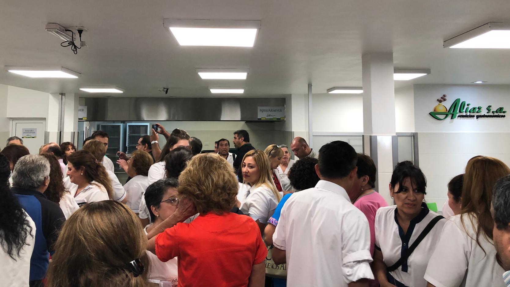 Inauguración Centro de Salud