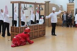 Les Poissons Rehearsal