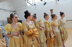 Princesses in Rehearsal
