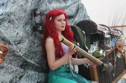 Ariel in Rehearsal
