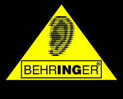 Behringer processors