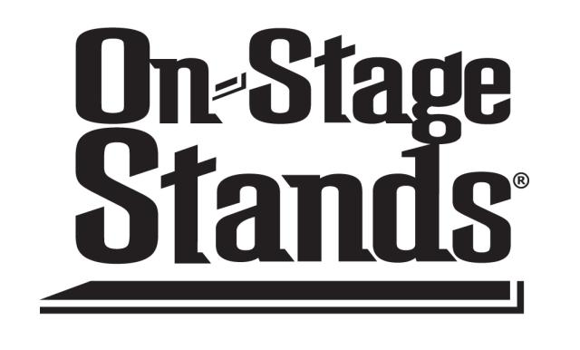 On Stage speaker stands