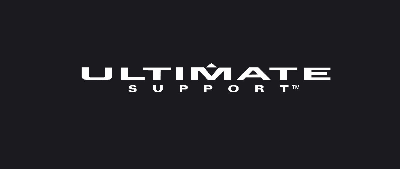Ultimate Support stands