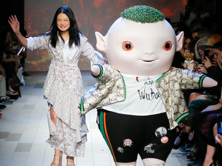 Vivienne Tam: From the Screen to the Runway